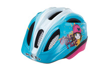 KED Meggy Helm lightblue girls ride